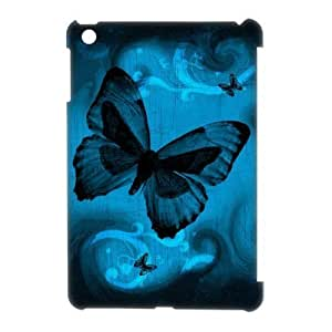 ALICASE Diy Butterfly Phone Case For iPad Mini [Pattern-1]