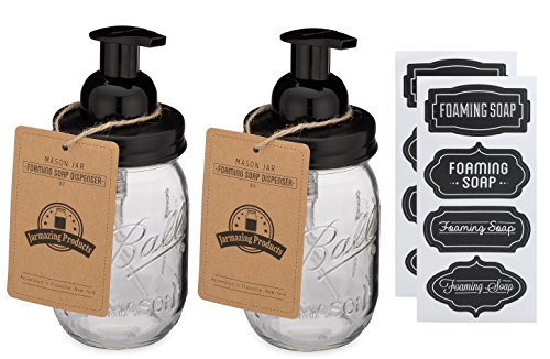 foaming soap jar - 4