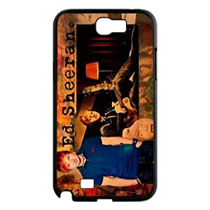FOR Samsung Galaxy Note 2 Case -(DXJ PHONE CASE)-Ed Sheeran Singer-PATTERN 13