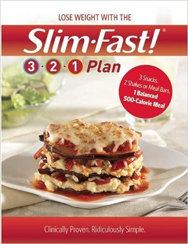Slim Fast Diet >> Slim Fast 3 2 1 Plan Recipes Publications International Ltd