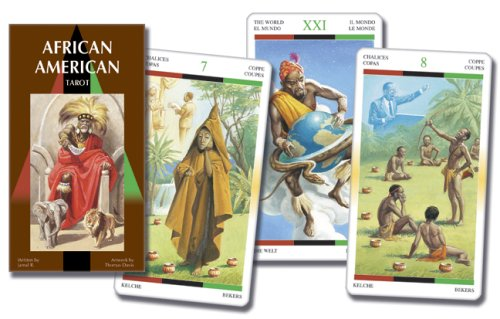 African American Playing Cards - 5