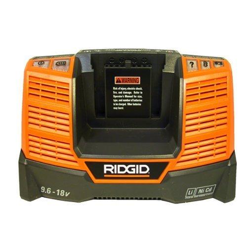 Ridgid AC470013 Rapid Max Single Port Charger