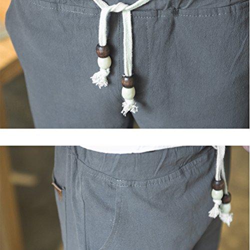 Zhhlaixing Suave casual Mens Boys Breathable Slim Fit Summer Shorts Pants Beach Shorts Khaki