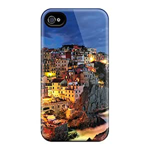 Awesome Design Amazing Scene 40 Hard Case Cover For Iphone 4/4s