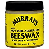 Murray's 100% Pure Beeswax 4 oz by Murrays