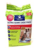 TOP PAW Ultra Giant Dog Puppy Pads, 27.5' x 44', 10 Count
