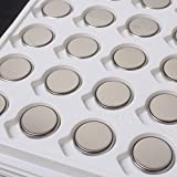 WindMax® US Seller 200 Pieces CR2032 Lithium Battery Batteries 3V Coin Button Cell