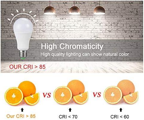 Bombillas LED Cambian Color, B22 Bombillas Color Regulables con ...