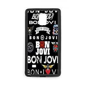 ZK-SXH - Bon Jovi Custom Case Cover for Samsung Galaxy Note 4,Bon Jovi DIY Cell Phone Case