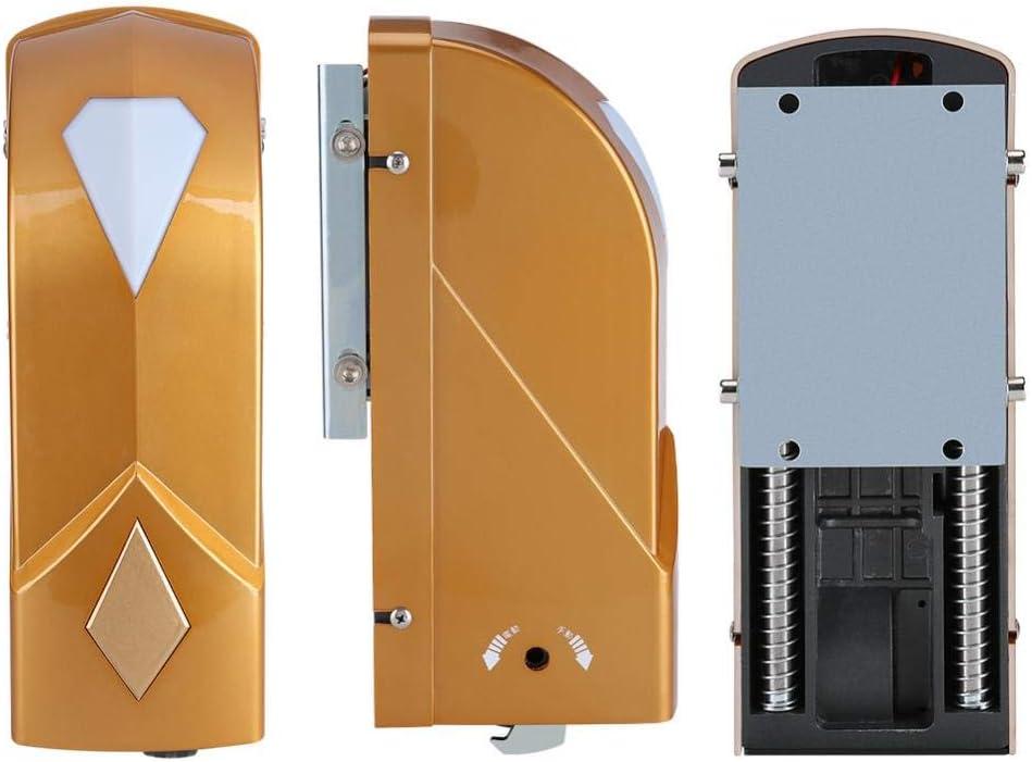 EBTOOLS Abridor de Puerta Corredera Doble, Motorización Deslizante hasta 500kg, 1 x Caja de Control + 2 x Motores Accionados + 2 x Controladores Remotos, Angular 0~180 Grados: Amazon.es: Hogar