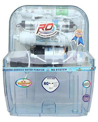 102611a7c5c Buy R.K. Aqua Fresh India 15-litres RO+UV+UF Water Purifier (Clear ...