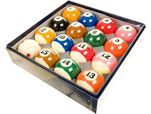 Super Aramith Tv Pro-Cup Pool Ball Set by Aramith