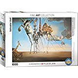 Eurographics 6000-0847 Salvador Dalí-The Temptation of St. Anthony 1000 Piece Puzzle
