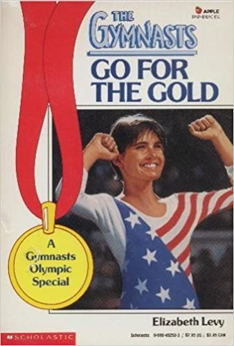 Image result for go for gold by elizabeth levy