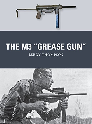 "Download The M3 ""Grease Gun"" (Weapon) PDF"