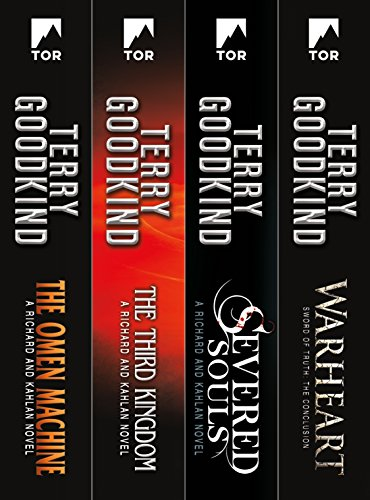 Ebook terry goodkind download souls severed