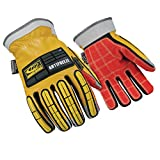 Ringers Gloves R-287 Leather Insulated, Insulated for Cold Conditions, KevLoc Grip System, X-Large