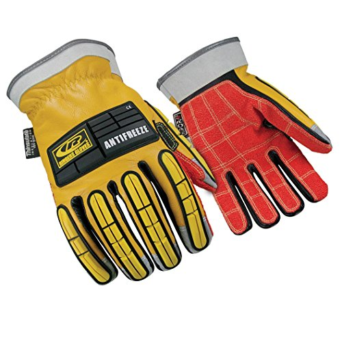 Ringers Gloves R-287 Leather Insulated, Insulated for Col...