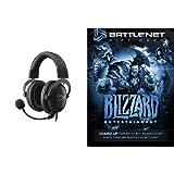 $20 Battle.net Store Gift Card Balance - Blizzard Entertainment [Digital Code] and Headset Bundle