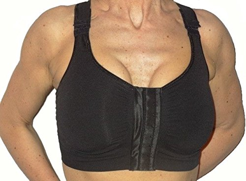 Post-op bra after breast enlargement or reduction - Nude size XS