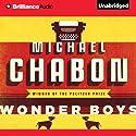 Wonder Boys Hörbuch von Michael Chabon Gesprochen von: David Colacci
