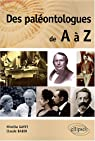 Des Paleontologues De A A Z par Babin