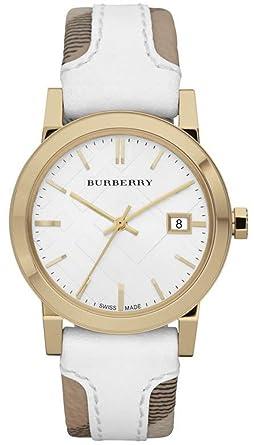 montre femme burberry bu9110