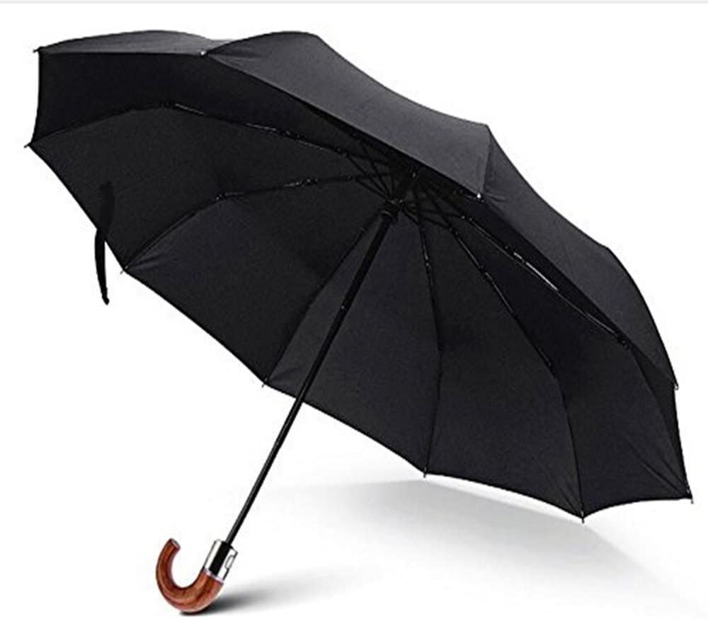 Roller Coaster And Bridge Automatic Umbrella Auto Open Close Folding Windproof Foldable For Men Women Kids