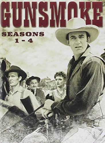 Gunsmoke: Seasons 1-4