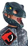 Rubie's Jurassic World: Fallen Kingdom Velociraptor Movable Jaw Child Mask