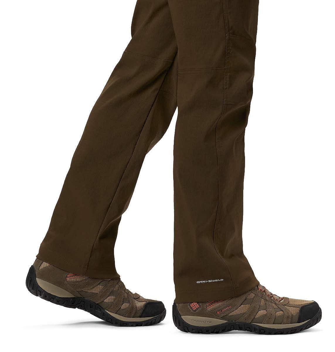 Water repellent Columbia Men/'s Royce Peak II Hiking Pants Stain Resistant