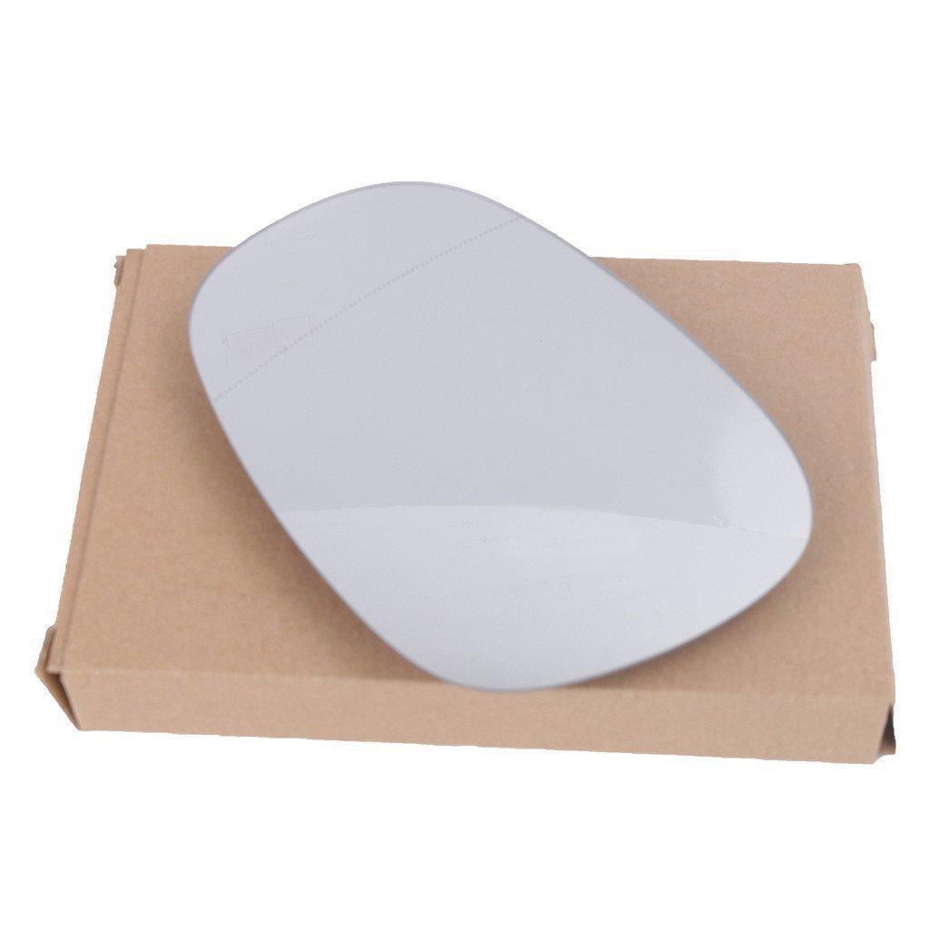Heated Ricoy For BMW E81 E88 E90 E91 E92 116i 2009-2012 OEM Door Mirror Glass White Glass pack of 2