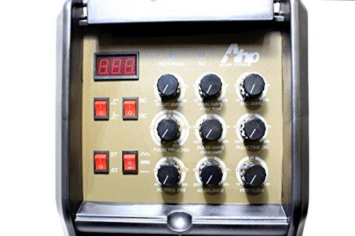 2018 AHP AlphaTIG 200 X 200 Amp IGBT AC DC Tig/Stick Welder...