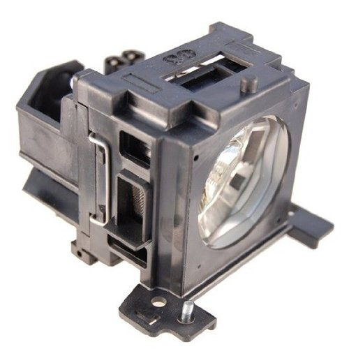 DT00751 - Lamp With Housing For Hitachi CP-X260, CP-X265, CP-X268A, CP-X268 Projectors by Projector Lamps World
