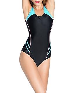 b9e192efb90 One Pieces Upopby Womens Tummy Control Monokini One Piece Swimsuit Bathing  Suit Swimwear U_SPSSNB8
