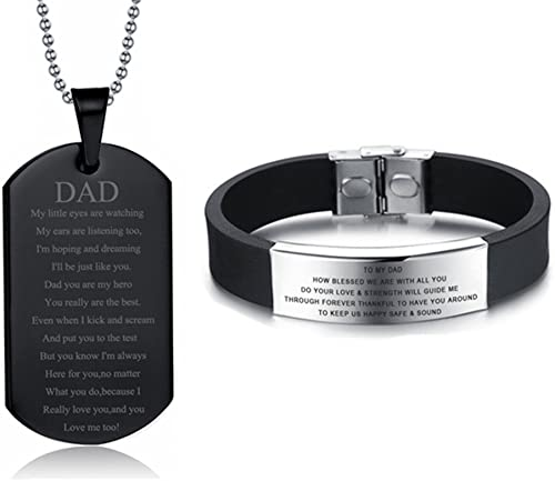 Personalized Custom Photo Engraved Dog Tag Necklace Pendant Personalized Necklace with Chain Halloween Christmas Gift