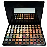 FASH Cosmetics LABOR DAY OFFER Professional 88 shades Eyeshadow Palette - Consists of Warm and Neutral colors.