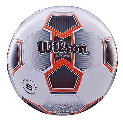 Bola Futebol de Campo Wilson Illusive - Laranja