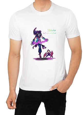 644c8e63 League of Legends Malzahar Men T-shirt X-Large: Amazon.co.uk: Clothing