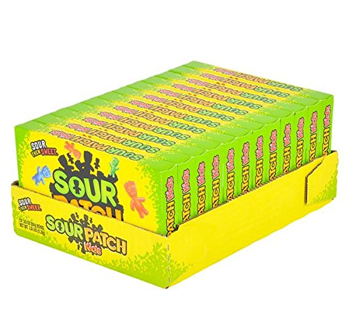 SOUR PATCH KIDS THEATER BOX CANDY 12PC/CASE, Case of 9 by DollarItemDirect (Image #2)