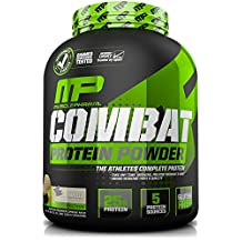 Muscle Pharm 4-Pound Combat Advanced Time Release Protein Powder in Vanilla