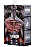 NECA Classic Terminator Scale Endoskeleton in Window Box Action Figure, 7""