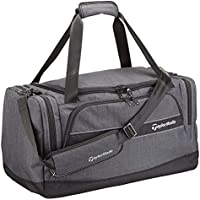 TaylorMade Golf Players Duffle Bag, Heather Grey, One Size