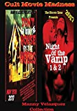 Cult Movie Madness: Don't Go Into the House by the Woods/Night of the Vamps 1&2