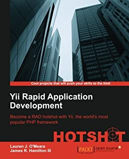 Free agile web application development with yii 1. 1 and php5: fast.