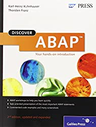 Discover ABAP: Your Introduction to ABAP Objects (SAP PRESS: englisch)