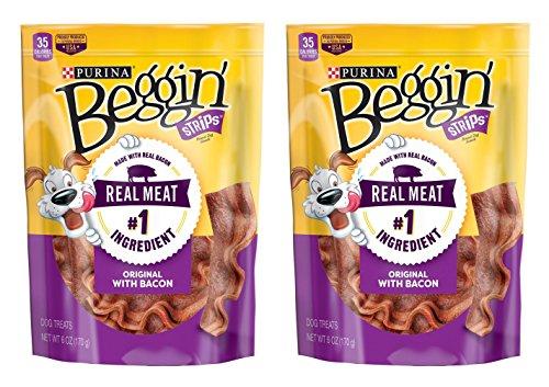 Nestle Purina Dog Treat Bacon 6 Oz