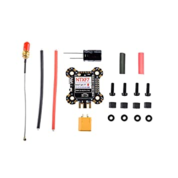 Controlador de Vuelo NTXF7 F7 Integrado 600 MW VTX PDB Barómetro ...