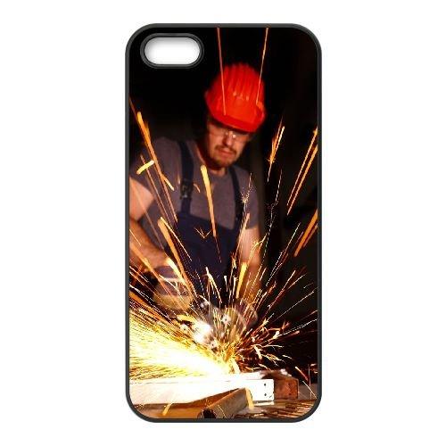 Fitter Bucoque LGarian Sparks Helmet Cut coque iPhone 5 5S cellulaire cas coque de téléphone cas téléphone cellulaire noir couvercle EOKXLLNCD23696