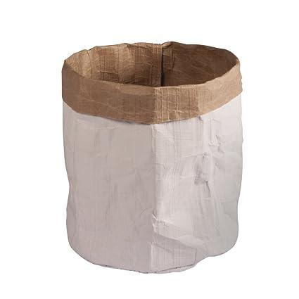 Rayher Bolsas de Papel con Base Redonda, 35 cm, 40 cm, Bolsa 1pieza